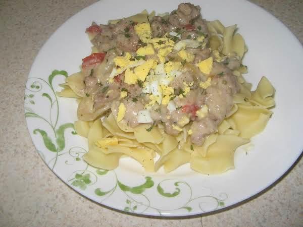 Turkey Stroganoff-healthy Recipe