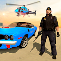 Police Crime Simulator – Real Gangster Games 2019 icon