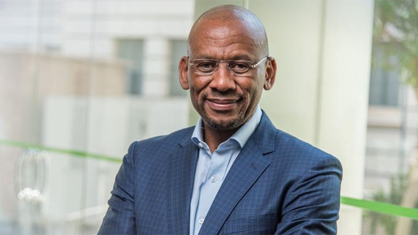 Teddy Daka, Etion's group CEO.