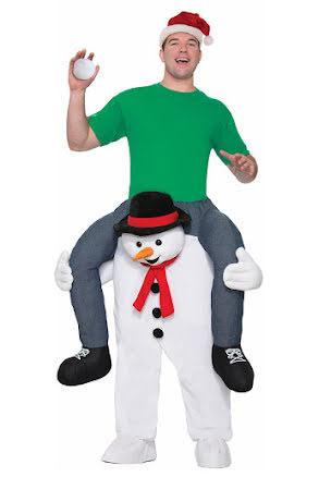 Ride a Snowman
