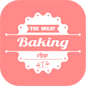 The Great Baking App icon