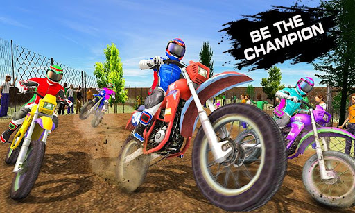 Dirt Track Racing 2019: Moto Racer Championship painmod.com screenshots 5