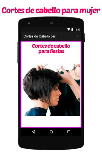 玩免費遊戲APP|下載Cortes de Cabello para mujer app不用錢|硬是要APP