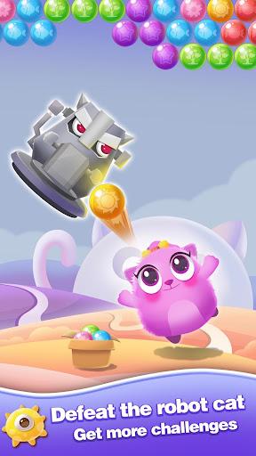 Bubble Cats - Bubble Shooter Pop Bubble Games 1.0.6 screenshots 1
