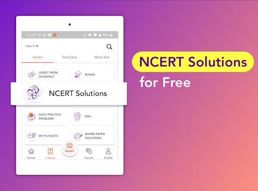 Free IIT JEE NEET Solutions NCERT CBSE Doubts App screenshots 15