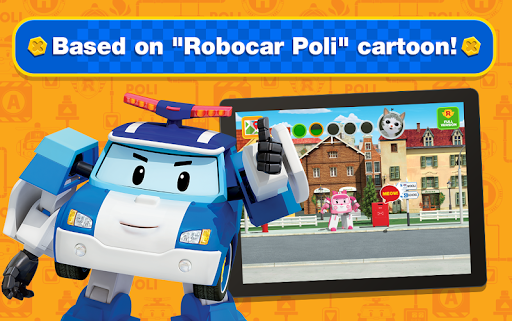 Robocar Poli: City Games 1.0 screenshots 21