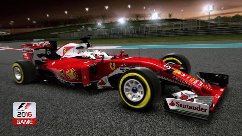 F1 2016 v1.0.1