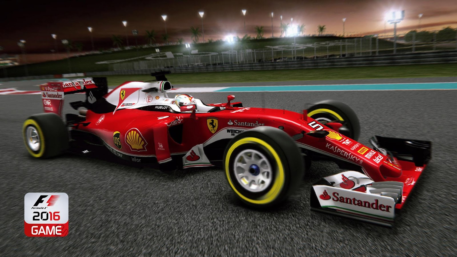 F1 2016- screenshot