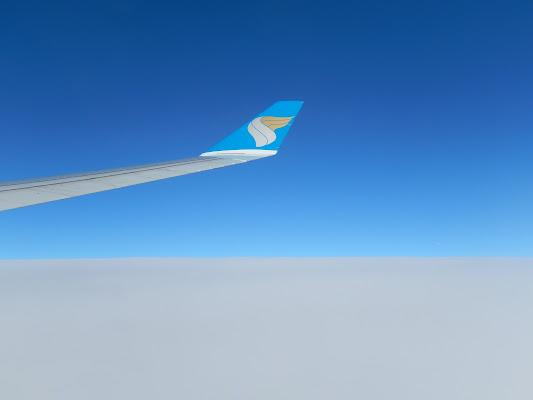 Oltre le nuvole di Rodema