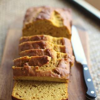 One-Bowl Pumpkin Cider Bread