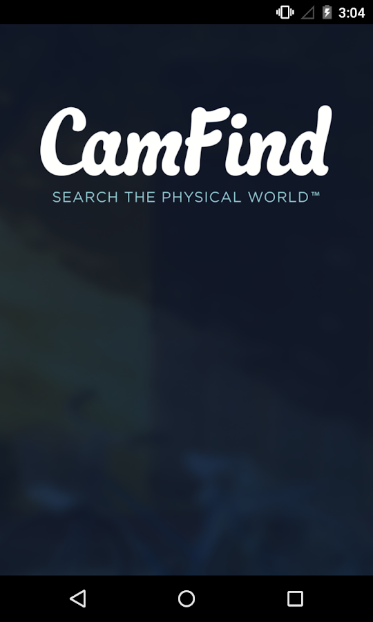 CamFind - Visual Search Engine- screenshot