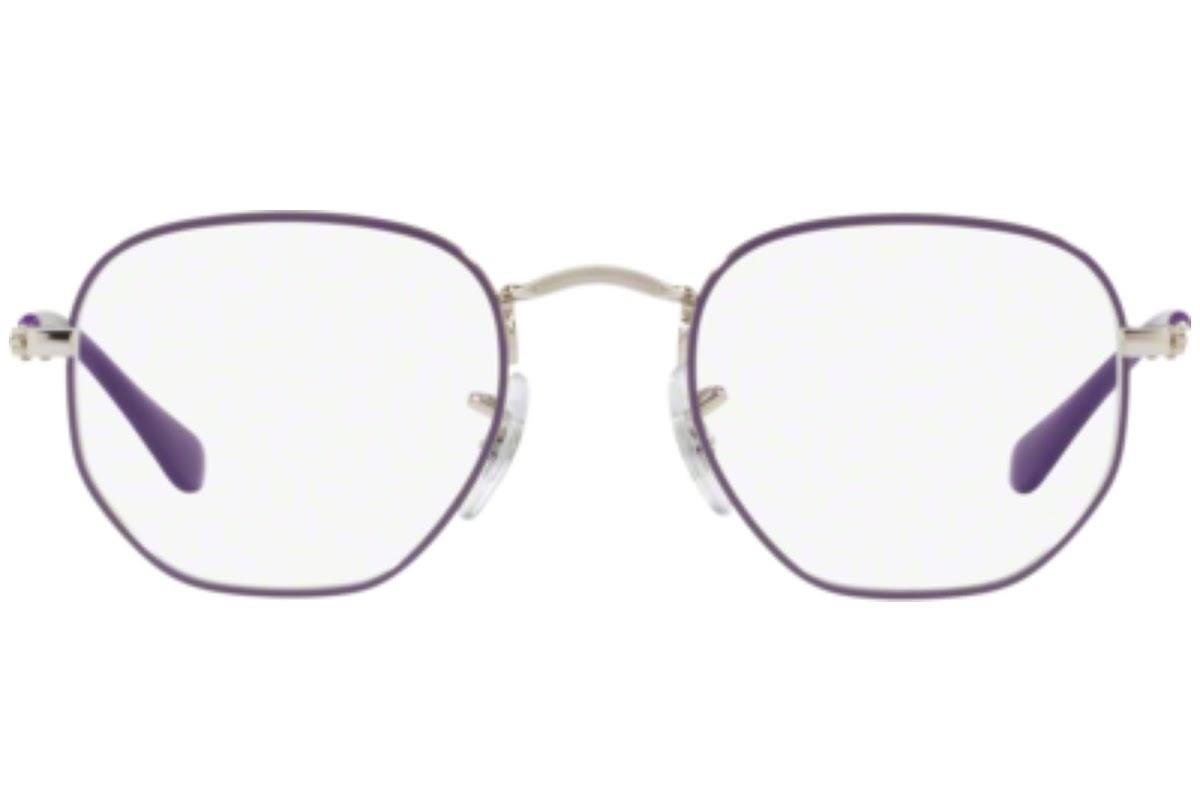 6350b78275 Buy Ray-Ban Junior Optical Junior Hexagonal RY9541V C44 4061 Frames ...