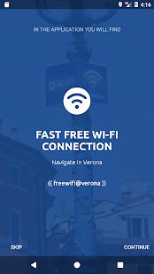 Verona SmartApp - náhled