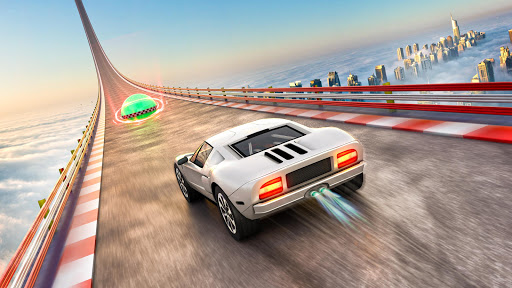 Télécharger Gratuit Mega Ramp Car Stunts 2020 apk mod screenshots 3
