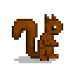 Climbing Squirrel Icon