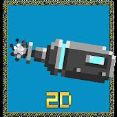 Submarine Simulator 2D