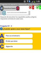 DELE A2 Examen 2 Nacionalidad española - náhled