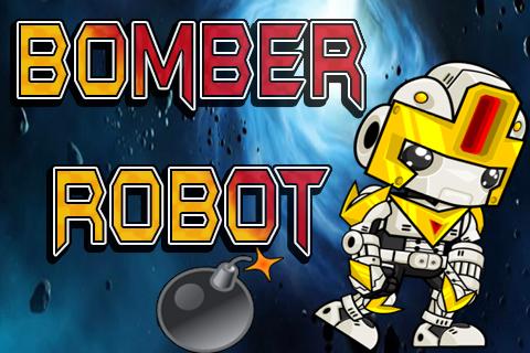Bomb Bomber Robot