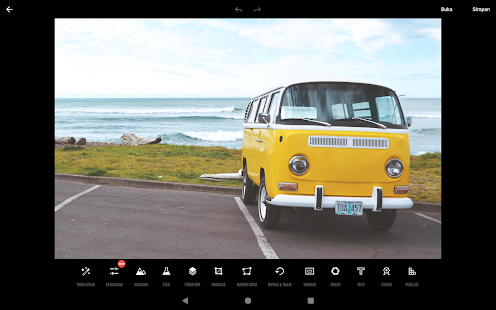 Fotor Photo Editor – Editor Foto & Kolase Foto- gambar mini screenshot