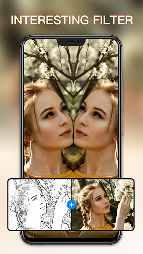 HD Filter Camera screenshot 4