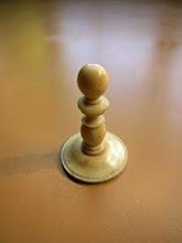 Photo: Why I enjoy Estate Sales = Pawn Ivory?