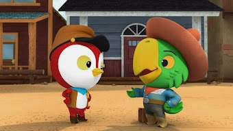 Parroting Pedro / Toby Gets The Scoop