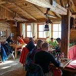 Skihutte Stand in Engelberg, Obwalden, Switzerland