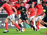 Bij Standard keken ze vooral naar de twee lichte strafschoppen van Benfica