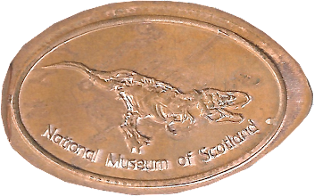 Photo: National Museum of Scotland penny