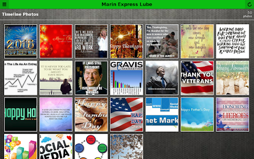Marin Express Lube- screenshot thumbnail