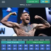 Guess The MMA Fighters Android APK Download Free By Zukhra&Co