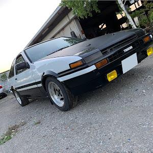 スプリンタートレノ AE86 GTV 前期のカスタム事例画像 かどさんの2019年05月09日19:02の投稿