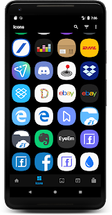 UX Experience S9 - Icon Pack Screenshot