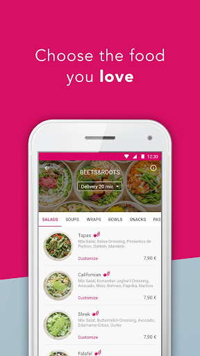 foodora - Local Food Delivery for PC