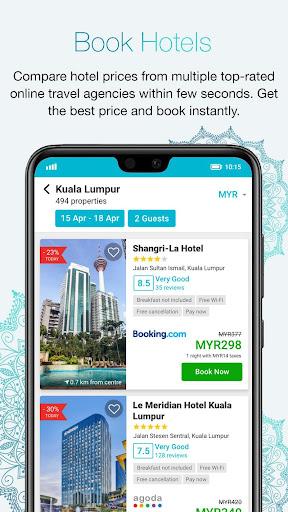 Flights, Hotels & Hot Travel Deals - Meembar 1.1.49 screenshots 2