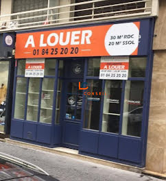 locaux professionels à Paris 16ème (75)