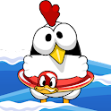 Ninja Chicken Beach icon