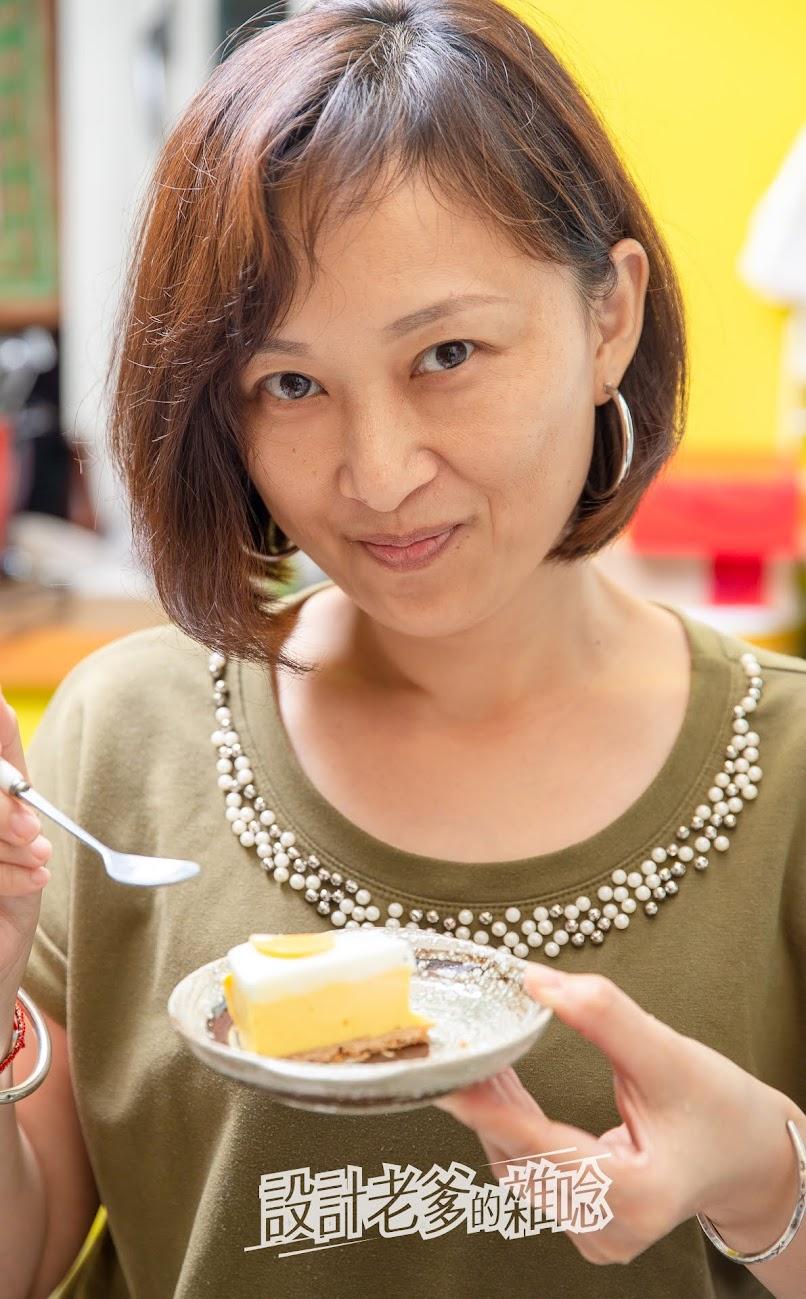捲捲芒果優格口味冰淇淋蛋糕...來自中台灣法雅的夏日熱情,玉井芒果與優格的交融出的好吃冰gg蛋糕!