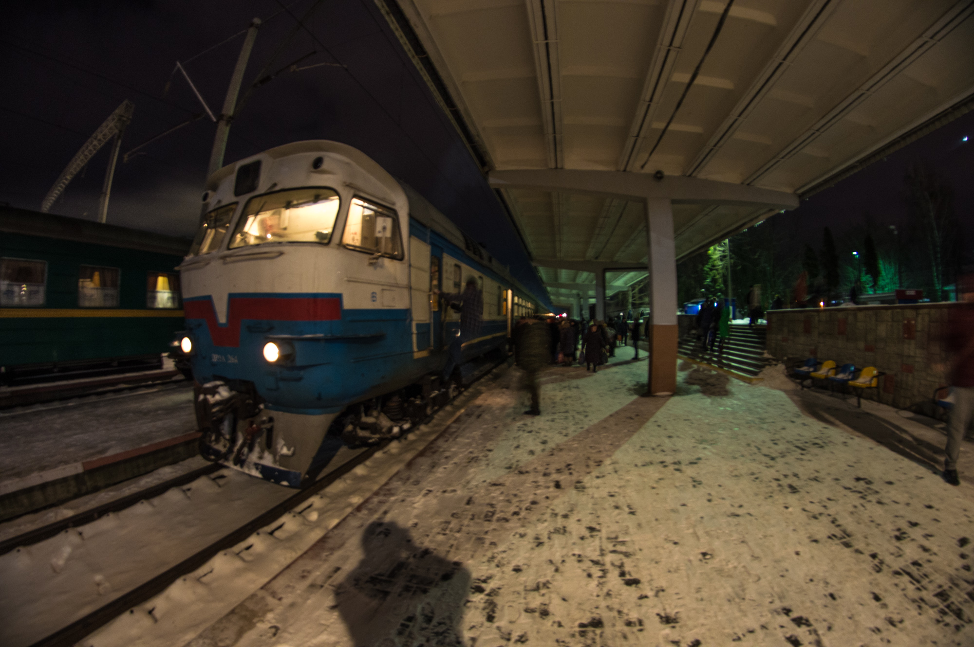 Вокзал Житомир
