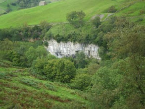 Photo: PW - From Great Shunner Fell to Tan Hill: River Swale gorge
