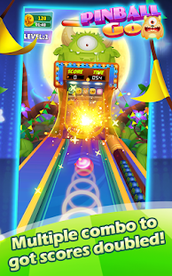 Pinball Go- screenshot thumbnail