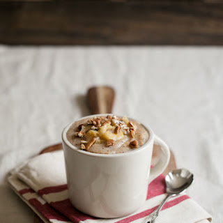 Banana-Pecan Amaranth Porridge.