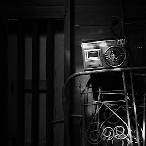 by Udakdibalikbatu - Black & White Objects & Still Life