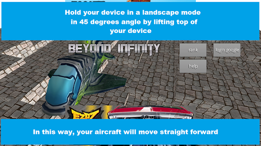 Beyond Infinity Fly Fly 3D