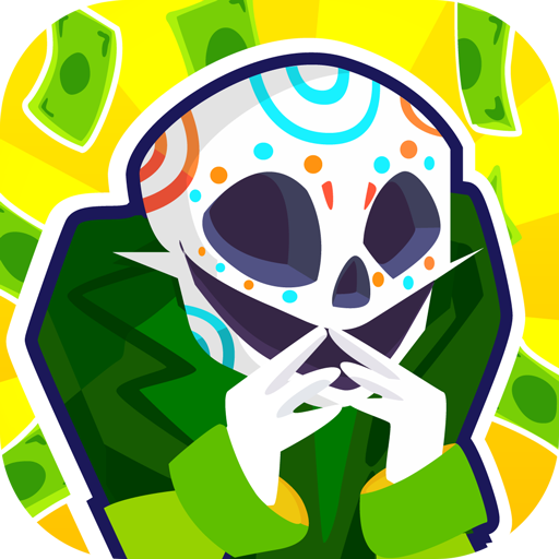 Death Tycoon - Idle Clicker: A money capitalist! Icon