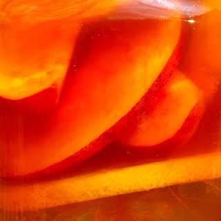 Peach Iced Tea Whiskey.