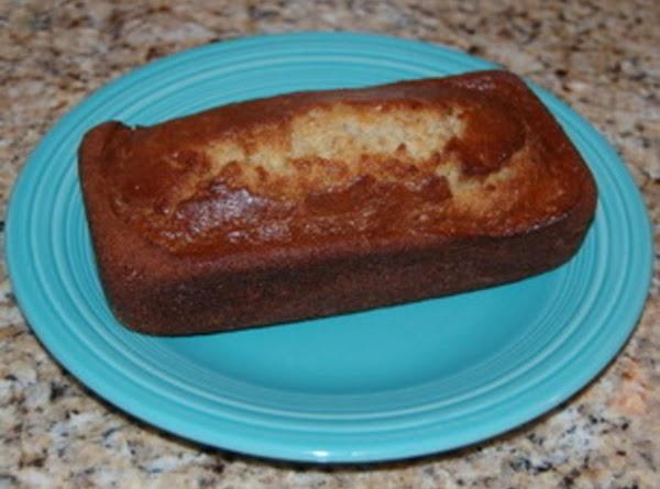Brent's Favorite Banana Bread Recipe