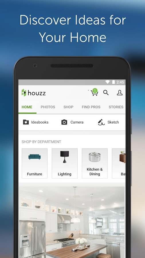 Houzz interior design ideas android apps on google play Interior design app android