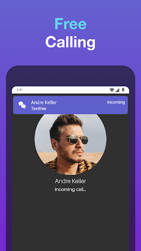Text Free: Free Text Plus Call 8.57 screenshots 4