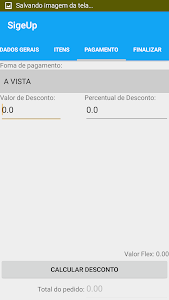 SigeUp Pedidos screenshot 6